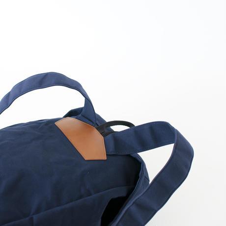 HITOHARI BACK PACK/navy【受注商品:8月中発送】