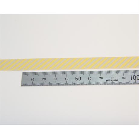 レピヤンリボン|リバーシブルリボン・アソートセット/SWEET ボーダー 12mm( 各1m)