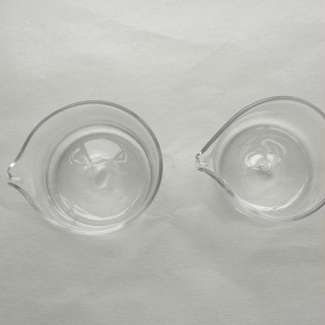 日々ガラス製作所さこうゆうこ|ミルクピッチャー
