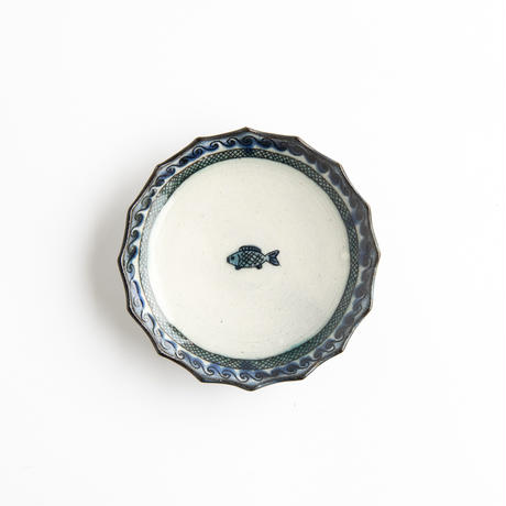 深谷望|26豆皿