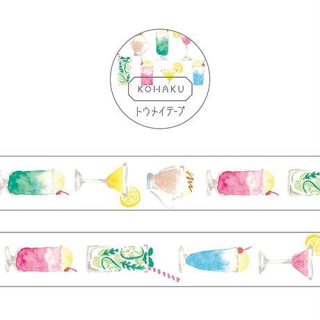 GreenFlash|【月刊手紙舎6月号限定】トウメイテープ4柄セット