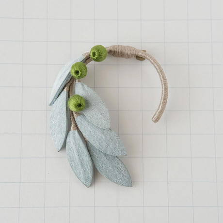 luca|herbier「オリーブ」green