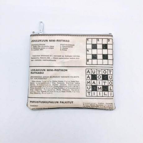 LIFE AND BOOKS OLD PAPER POUCH (S)7-10
