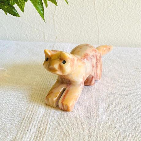 【8月号掲載分】houti|天然石 猫ちゃん