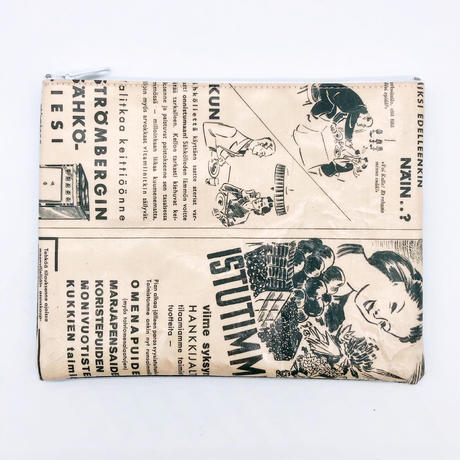 LIFE AND BOOKS|OLD PAPER POUCH (L)7-7