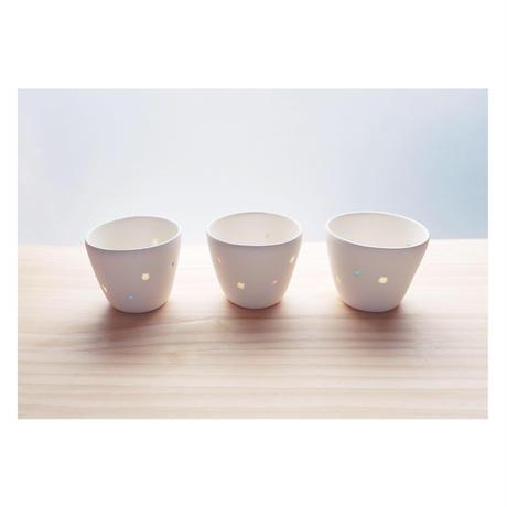 KanamiTakedaCeramics|Abuku mini cup - NEKO