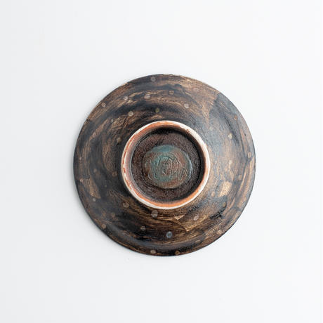 ミシャコシャ|13.A-13 ブランエマロン豆皿