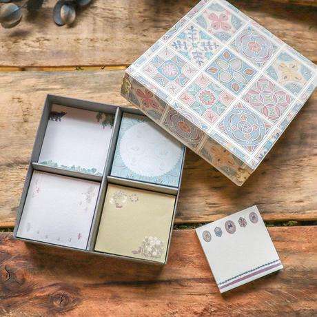 啓文社印刷 meribun 小さなメモの詰め合わせセット