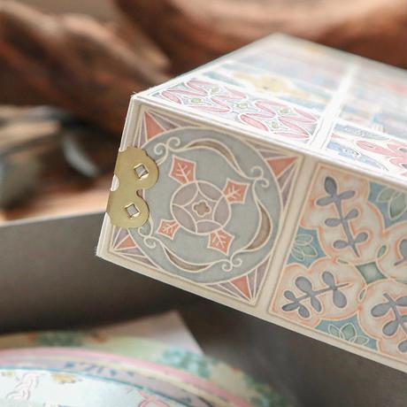 【9月号掲載分】啓文社印刷 meribun 丸型便箋60柄詰め合わせセット