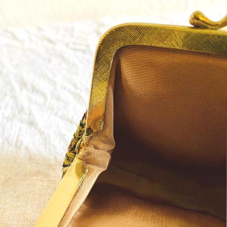 【9月号掲載分】houti|ゴブラン織がま口