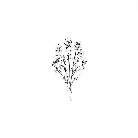 hase|Stamp「flower」【受注商品:12月中発送】