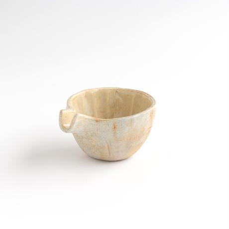 シマシマポタリ|20.豆小鉢(片口)