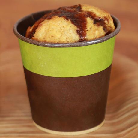 山都園さんのまえばし玄米ほうじ茶ティーバッグ&焼きまんじゅうマフィンセット(プレーン+あん3種)