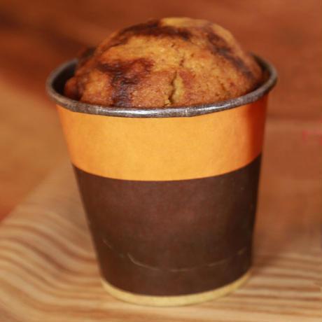 サムライコーヒー ムーちゃんブレンドコーヒー&焼きまんじゅうマフィンセット