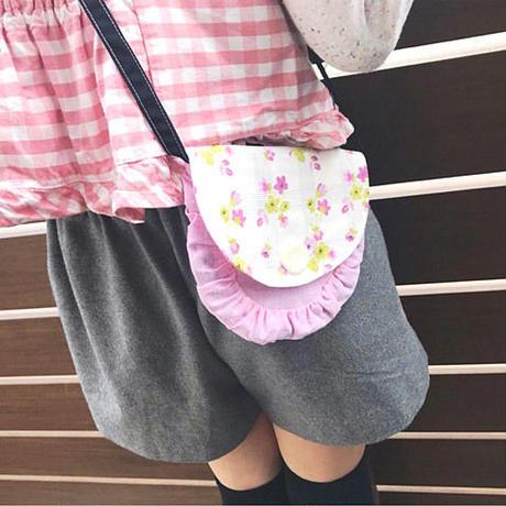 キッズポシェット 桜🌸リバティ