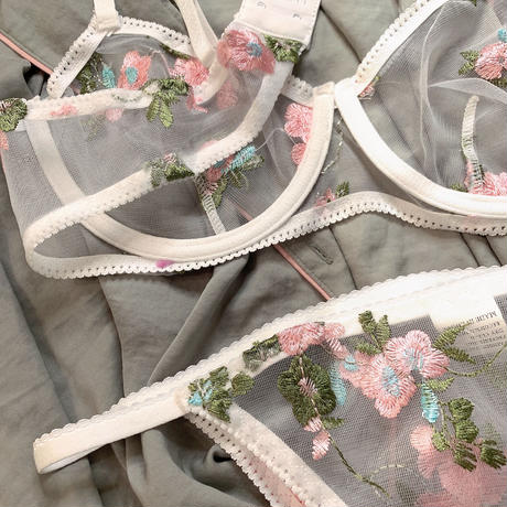 【moreシリーズ】pink bloomセット