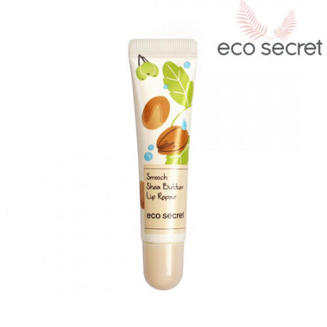 【eco secret】スムージーシアバターリップリペア 10ml