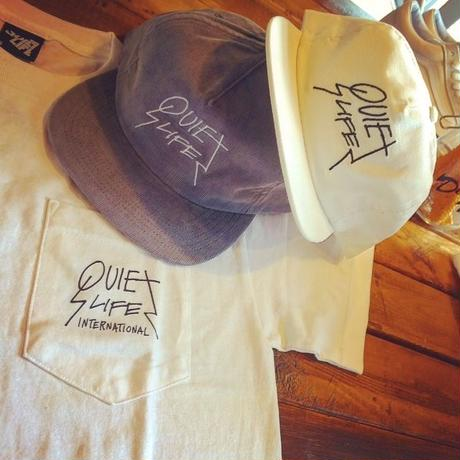 【THE QUIET LIFE】METAL RELAXED FIT SNAPBACK