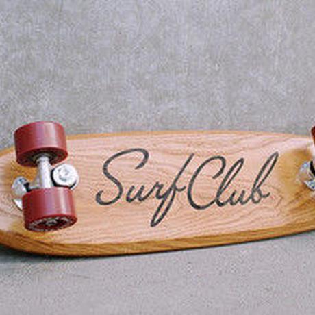 "【OAKLAND SURF CLUB】NEW WAVE TEE ""BLACK"""