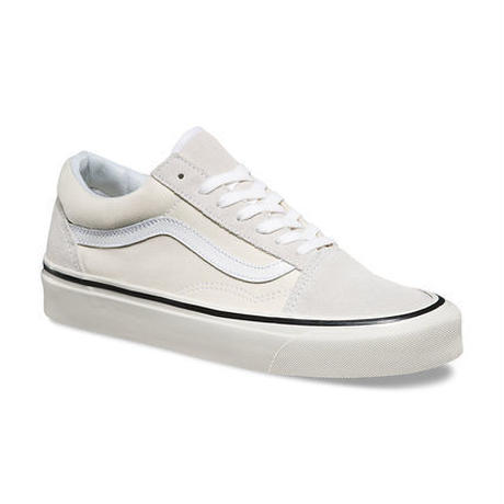 【VANS】Old Skool 36 DX (ANAHEIM FACTORY) CLASSIC WHITE