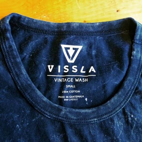 【VISSLA】RAISED TEE