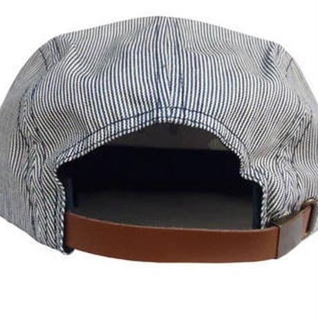 "【BRIXTON】HOOVER 5 PANEL CAP ""Navy/White"""