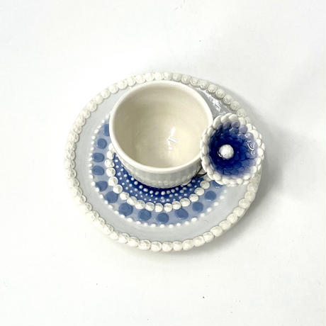 Colors Espresso cup and saucer