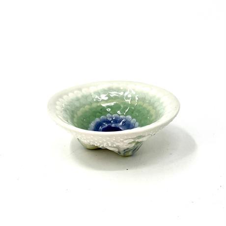 Colors Sake cup(bule green)