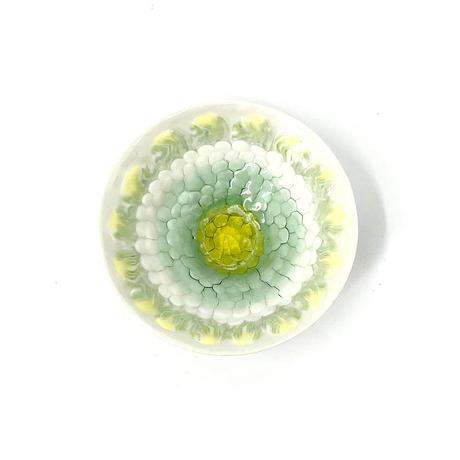 Colors Sake cup(yellow green patel)