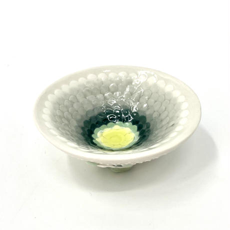 Colors Sake cup(yellow greenl)