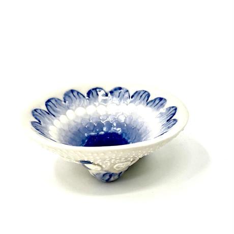 Colors Sake cup(bule patel)
