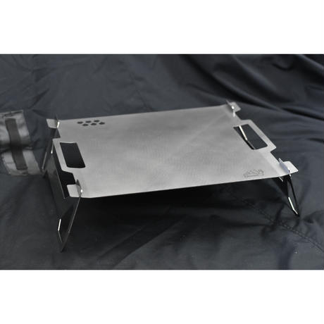 Rising table Hi type(コンパクトテーブル、灯篭底上げ)