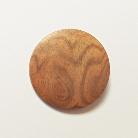 Broach L WALNUT