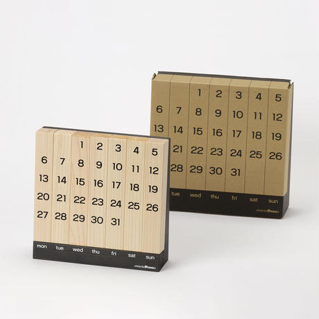 万年カレンダー
