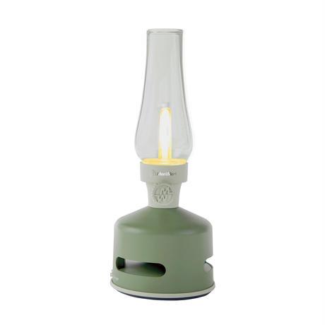 MoriMori LED ランタンスピーカー S HOUSE GARDEN (グリーン色) FLS-2005-GR 4573111800303