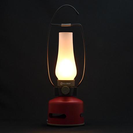 MoriMori LED ランタンスピーカーとフロストガラスグローブと専用ハンドルセット の 3点セット
