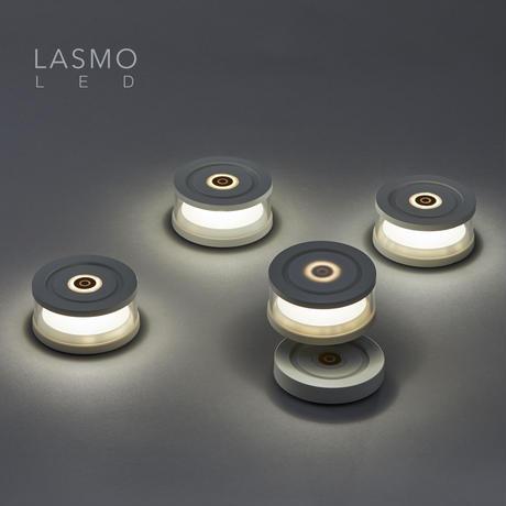 MoriMori LASMO LED ホワイト色 FLM-1702-WH 4573111800150