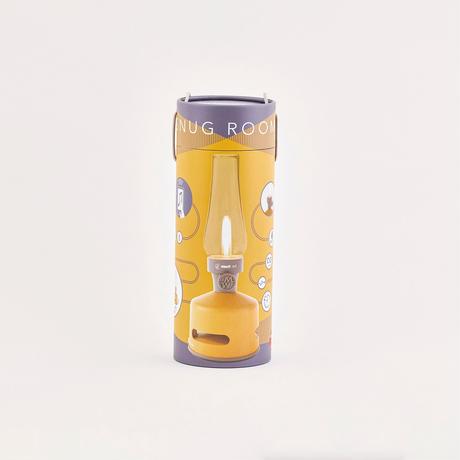 MoriMori LED ランタンスピーカー S SNUG ROOM (イエロー色) FLS-2003- YE 4573111800280