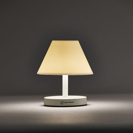 MoriMori  LED ランタンスピーカー と LED T-Light CAFE ホワイト色の 2点セット