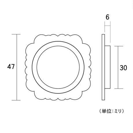 No.24 襖引手 53#(2個入)B-232