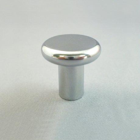 T型ツマミ クローム φ20ミリ MT0006
