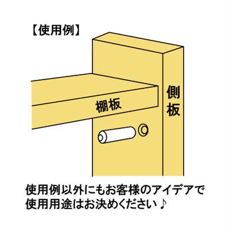 ダボピン ニッケル 5x25 S-244(4個入)