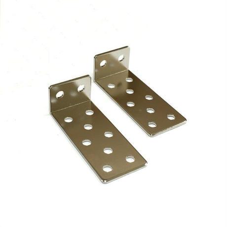 ジョイントミニ金折 ニッケル 18x43x13(2個入)C-753