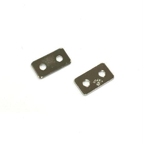 ジョイントミニ平板 ニッケル 18x10(2個入)C-768