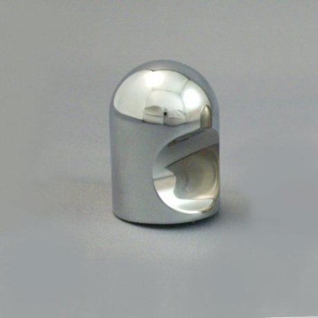 ツマミKN-001 CP クローム φ20ミリ MT0002