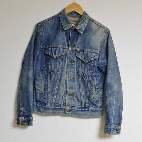 Levi's デニムジャッケット made in USA