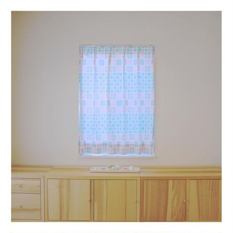 """【CUSTOM CURTAINS】オーダーカーテン""""雪"""":巾 96cm~190cm ・ 丈 121cm~210cm(2枚セット)"""