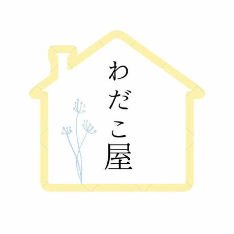 わだこ屋さんのにゃんことお花のイヤリング&ピアス