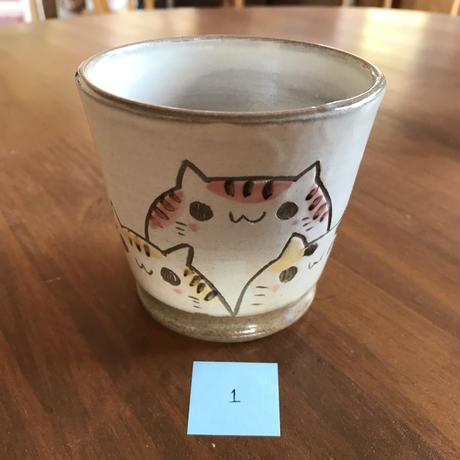 アトリエしかーださんのそばちょこカップ