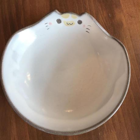 アトリエしかーださんのねこ型取り皿